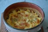 Gratin de céleri au curry
