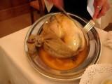 Poularde de Bresse en vessie