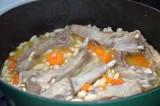 Ragoût d'agneau aux haricots