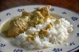 Korma de poulet